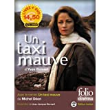 Un taxi mauve  -  Edition limit�e (poche + DVD du film)par Michel Deon