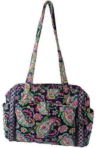 Vera Bradley Make a Change Baby Bag (Petal Paisley with Solid Pink Interior) (Vera Bradley Make A Change compare prices)