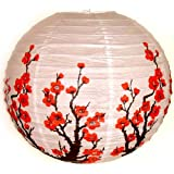 cherry blossom lamp shade