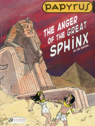The anger of the great Sphinx