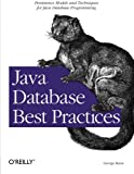 George Reese Java Database Best Practices