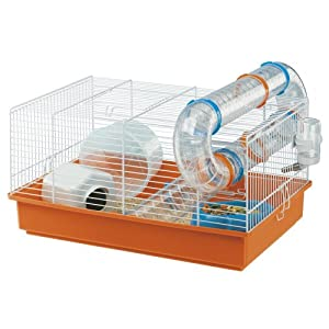 Ferplast Paula Hamster Cage with Accessories