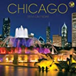 2014 Chicago Wall Calendar