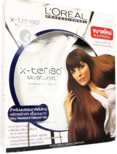 x tenso hair straightening instructions