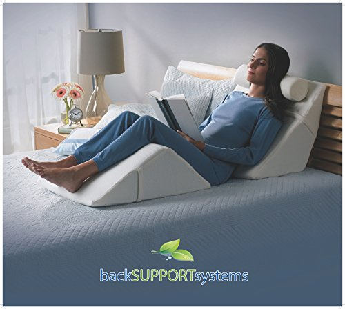 The System - 3 piece Body Support - w/ Large Angle,