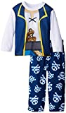 Disney Little Boys' Jake and The Neverland Pirates Pirate Costume Pajama Set