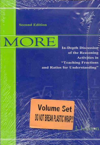 Teaching Fractions & More Set 2nd Ed