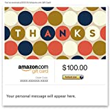 Amazon Gift Card - Email - Thank You (Circles)