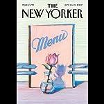 The New Yorker (September 3 & 10, 2007): Part 1   David Remnick,Ben McGrath,Rebecca Mead,James Surowiecki,Patrick Radden Keefe,Nancy Franklin,Sasha Frere-Jones,David Denby
