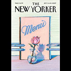 The New Yorker (September 3 & 10, 2007) Periodical