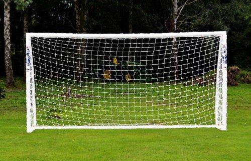 FORZA - wetterfestes Fußballtor. Klick-Modelle [Net World Sports] (4. Forza Klicktor 3.7 x 1.8m Mit Tasche)
