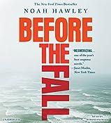 Before the Fall   [Noah Hawley]