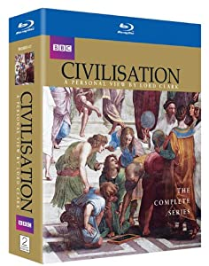 Civilisation [Blu-ray] [1966]