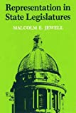 img - for Representation in State Legislatures by Malcolm Jewell (1982-12-31) book / textbook / text book