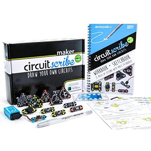 venel-circuit-scribe-maker-kit-contains-a-pen-eleven-modules-a-9v-batteryto-improve-your-circuit-dra