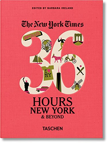 The New York Times: 36 Hours, New York & Beyond (New York Times Europe compare prices)