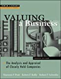 img - for Valuing A Business, 4th Edition book / textbook / text book