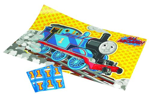 Thomas and Friends Birthday Party Supplies Game