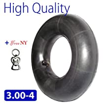 10x2 Inner Tube Combo Part for Tricycle 3 Wheel Trike ScooterX Tire Size 10x2