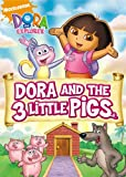 Dora & The Three Little Pigs [DVD] [Region 1] [US Import] [NTSC]