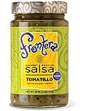Gourmet Mexican Salsa, Medium, Tomatillo 2 Pack (1 Lb Ea)