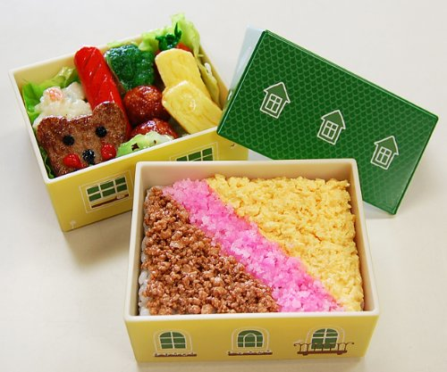 japanese bento box hakoya o bento house lunch box. Black Bedroom Furniture Sets. Home Design Ideas