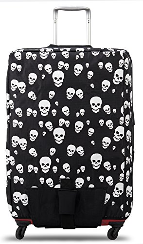 new-design-and-model-skull-elastic-neoprene-fabric-luggage-cover-with-all-sizes