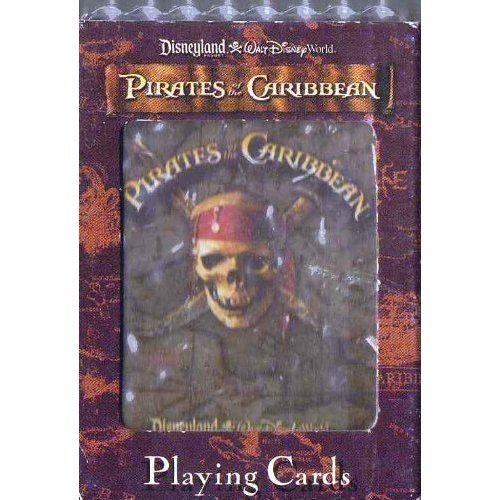 Disney - Pirates of the Caribbean Playing Cards - 1