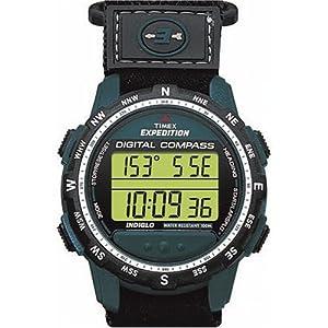 timex expedition digital compass t778724e