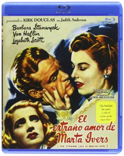 El Extraño Amor De Martha Ivers [Blu-ray]