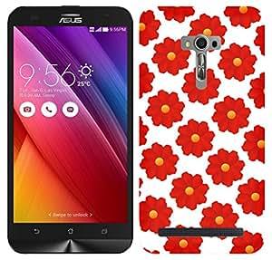 WOW Printed Designer Mobile Case Back Cover For Asus Zenfone 2 Laser ZE550KL