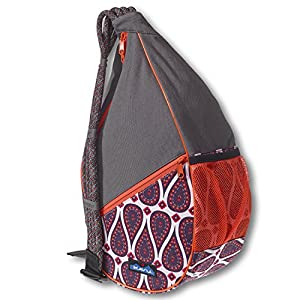 KAVU Women's Paxton Backpack, Charcoal, One Size
