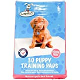 Puppy Dog Wee Wee Training Pads Odour Free Plastic Backed x 30 Pads Excellent Quality