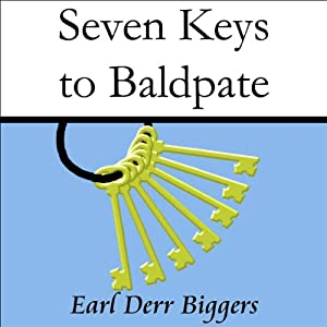 Seven Keys to Baldpate Audiobook