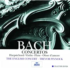 J.S. Bach: Concerto for Flute, Violin, Harpsichord, and Strings in A minor, BWV 1044 - 1. Allegro