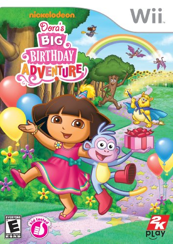 51n5bd77EgL Buy  Dora the Explorer: Doras Big Birthday Adventure