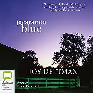 Jacaranda Blue Audiobook