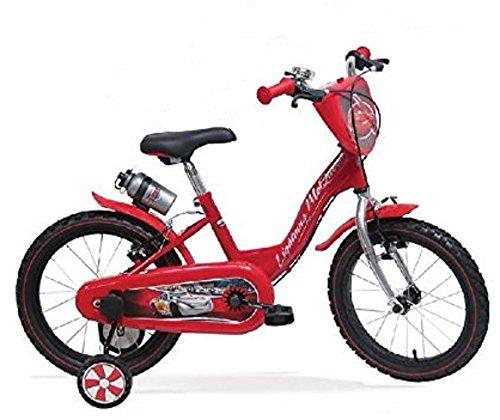 "Bicicletta ufficiale 16"" Disney Cars"
