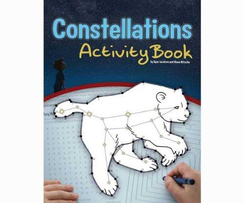 Constellations Activity Book (Books)