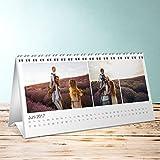Foto-Kalender-bestellen-Klassisch-Tischkalender-Aufstellkalender-260x120-mm-Fotokalender-2017