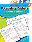 Vocabulary Packets: Prefixes and Suff...