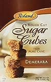Roland Rough Cut Demerara Sugar, 35.3-Ounce Package