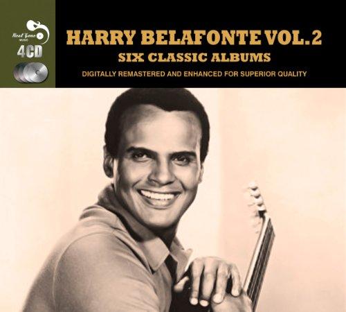 Harry Belafonte - Harry Belafonte, Vol. 2: 6 Classic Albums - Zortam Music