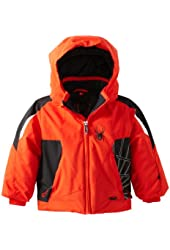 Spyder Boy's Mini Guard Jacket