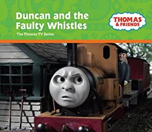 Duncan And The Faulty Whistles Thomas Amp Friends Amazon