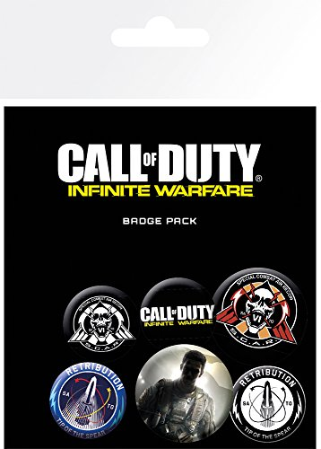 GB eye LTD, Call of Duity Infinite Warfare, Mix, Set di spille
