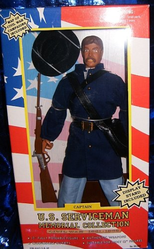 Buy Low Price Formative International U.S. Serviceman Civil War Captain 12″ Action Figure (B001CKDIGK)