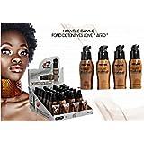 Yes Love - 1 Fond de teint - Pompe Liquide - Spécial Afro