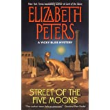 Street of the Five Moons (A Vicky Bliss Mystery) ~ Elizabeth Peters