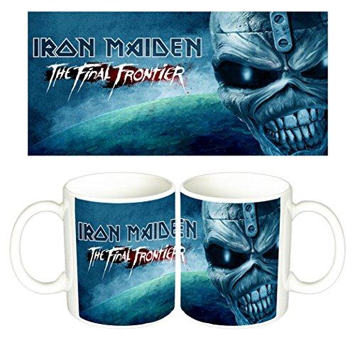 Iron Maiden The Final Frontier A Tazza Mug